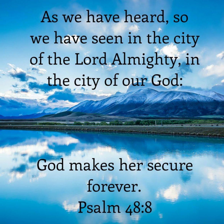 The City of God: Heavenly Jerusalem