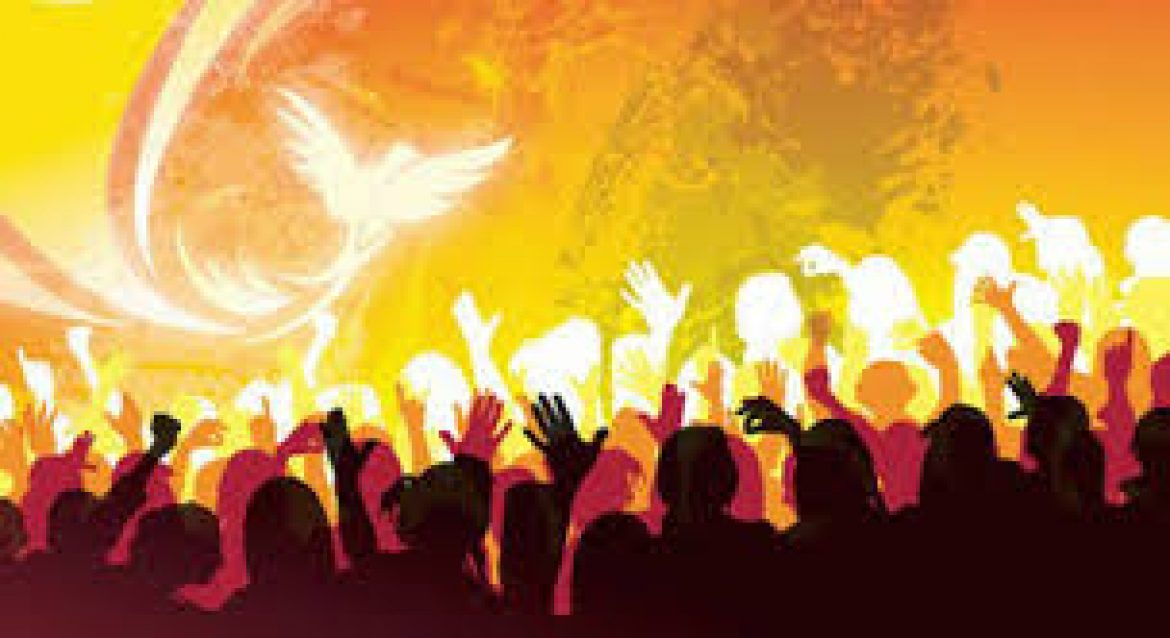 Pentecost: One Mind, One Place, One Accord