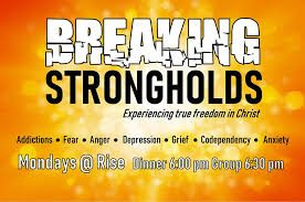 Breaking Strong Holds in Your Life | Paw Creek Ministries