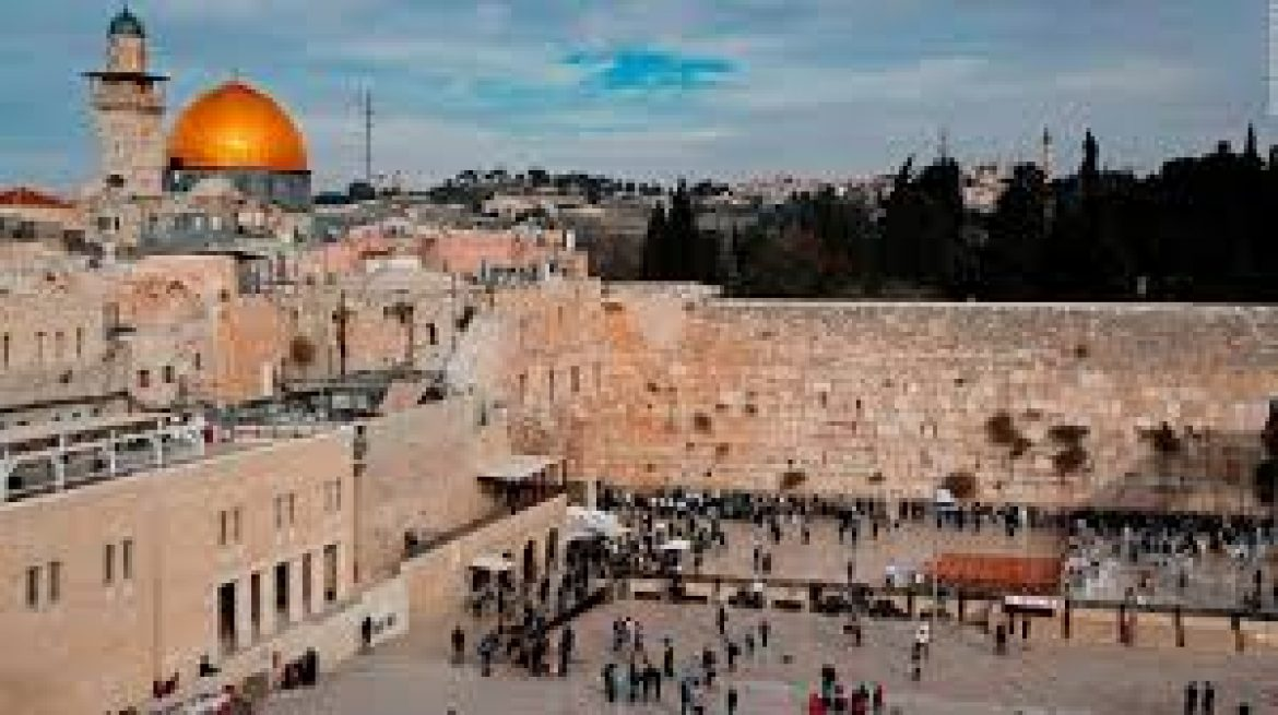 Jerusalem: Capital of the World