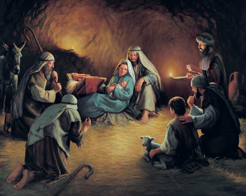 The Sacrificed Christ